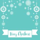 Θέμα Χριστουγέννων προτύπων Στοκ εικόνες με δικαίωμα ελεύθερης χρήσης