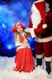 θέμα Χριστουγέννων Στοκ εικόνες με δικαίωμα ελεύθερης χρήσης