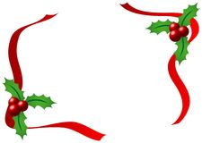 θέμα Χριστουγέννων Στοκ Φωτογραφία