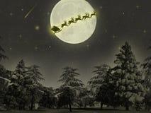 θέμα Χριστουγέννων 2 Στοκ Φωτογραφίες