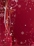 θέμα Χριστουγέννων Στοκ Εικόνες