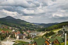 Θέρετρο βουνών Στοκ φωτογραφία με δικαίωμα ελεύθερης χρήσης