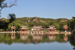 Θέρετρο βουνών Chengde Στοκ φωτογραφία με δικαίωμα ελεύθερης χρήσης
