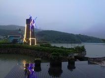 Θέρετρο επαρχίας Ningbo στοκ εικόνα με δικαίωμα ελεύθερης χρήσης