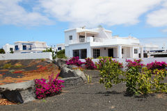 Lanzarote Στοκ εικόνες με δικαίωμα ελεύθερης χρήσης