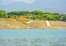 Θέρετρο λιμνών Khanpur, Πακιστάν Στοκ Εικόνες