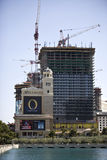 Θέρετρο και κατασκευή ξενοδοχείων, Λας Βέγκας Στοκ εικόνα με δικαίωμα ελεύθερης χρήσης