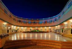 θέρετρο νύχτας της Αιγύπτ&omicron στοκ εικόνες με δικαίωμα ελεύθερης χρήσης