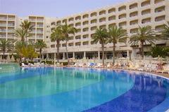 Θέρετρο ξενοδοχείων σε Corralejo, Fuerteventura Στοκ εικόνα με δικαίωμα ελεύθερης χρήσης