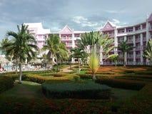 Θέρετρο ξενοδοχείων στοκ φωτογραφία με δικαίωμα ελεύθερης χρήσης
