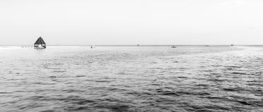 Θέρετρο πολυτέλειας, Angaga Στοκ εικόνες με δικαίωμα ελεύθερης χρήσης