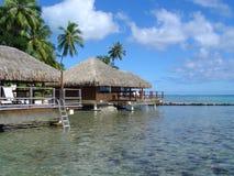 θέρετρο Ταϊτή Στοκ Εικόνες