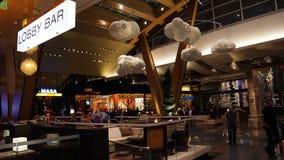 Θέρετρο της Aria και χαρτοπαικτική λέσχη στο Λας Βέγκας, Νεβάδα Στοκ εικόνες με δικαίωμα ελεύθερης χρήσης