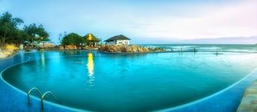 Θέρετρο Beachside Phan Thiet Στοκ Φωτογραφίες