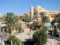 Θέρετρο Hurghada Στοκ Φωτογραφίες