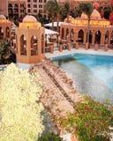 Θέρετρο Hurghada Στοκ Εικόνες
