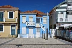 Θέρετρο Nova πλευρών, $μπέιρα Litoral, Πορτογαλία, Ευρώπη Στοκ Εικόνα