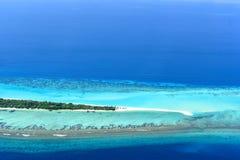 Θέρετρο & SPA Μαλδίβες του Palm Beach Στοκ φωτογραφία με δικαίωμα ελεύθερης χρήσης