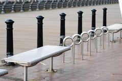 θέσεις πάγκων Στοκ Φωτογραφία