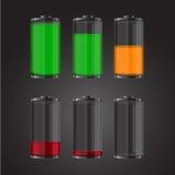 Θέση δαπανών μπαταριών - απεικόνιση Απεικόνιση αποθεμάτων