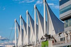 θέση Βανκούβερ του Κανα&delt Στοκ εικόνα με δικαίωμα ελεύθερης χρήσης