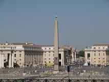 Θέση Βατικανό Στοκ Εικόνες