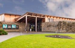 Θέση γέννησης εγκαυμάτων του Robert & μουσείο Alloway Σκωτία στοκ φωτογραφίες με δικαίωμα ελεύθερης χρήσης