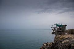 Θέση για την αλιεία Στοκ εικόνα με δικαίωμα ελεύθερης χρήσης