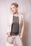 θέση μόδας Στοκ φωτογραφία με δικαίωμα ελεύθερης χρήσης