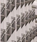 θέση Νορβηγία Όσλο κτηρίου διαμερισμάτων Στοκ φωτογραφίες με δικαίωμα ελεύθερης χρήσης