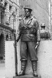 Θέση Σίδνεϊ του Martin στρατιωτών Anzac Στοκ φωτογραφίες με δικαίωμα ελεύθερης χρήσης