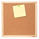 θέση σημειώσεων κολλώδη&sig Στοκ εικόνες με δικαίωμα ελεύθερης χρήσης
