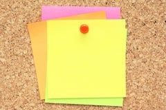 θέση σημειώσεων στοκ εικόνα με δικαίωμα ελεύθερης χρήσης