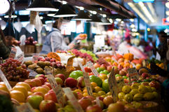 θέση Σιάτλ λούτσων αγοράς Στοκ εικόνα με δικαίωμα ελεύθερης χρήσης