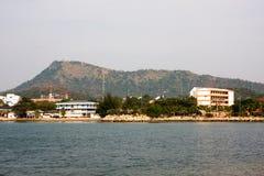 Θέση ταξιδιού της Ταϊλάνδης Στοκ εικόνα με δικαίωμα ελεύθερης χρήσης