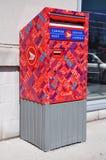 θέση ταχυδρομείου του Καναδά κιβωτίων Στοκ Φωτογραφίες