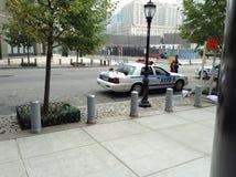 Θέση Brookfield, πόλη της Νέας Υόρκης, ΗΠΑ στοκ εικόνες με δικαίωμα ελεύθερης χρήσης
