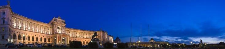 Θέση Hofburg, Βιέννη Στοκ εικόνες με δικαίωμα ελεύθερης χρήσης