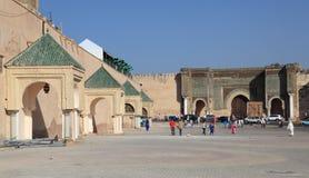 Θέση Mahdim σε Meknes, Μαρόκο Στοκ φωτογραφίες με δικαίωμα ελεύθερης χρήσης