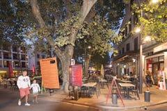 Θέση Voltaire, Arles, Γαλλία Στοκ Φωτογραφία