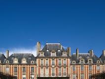 θέση Vosges της Γαλλίας Παρίσι 02 de Στοκ Φωτογραφίες