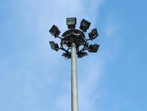 Θέστε τον πόλο στο επίκεντρο Στοκ εικόνα με δικαίωμα ελεύθερης χρήσης