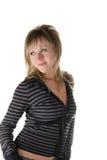 θέτοντας όμορφη γυναίκα Στοκ φωτογραφίες με δικαίωμα ελεύθερης χρήσης