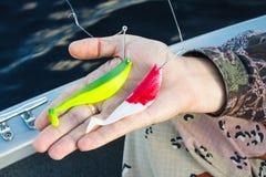 θέλγητρα αλιείας στοκ φωτογραφία με δικαίωμα ελεύθερης χρήσης
