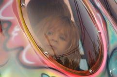 Θέλω να είμαι αστροναύτης Στοκ εικόνα με δικαίωμα ελεύθερης χρήσης