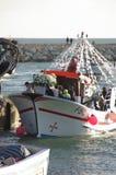 θαλάσσια πομπή Στοκ Φωτογραφίες