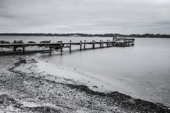Θαλάσσιος περίπατος παραλιών Στοκ φωτογραφία με δικαίωμα ελεύθερης χρήσης
