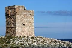 θαλάσσιος πύργος Στοκ Εικόνες
