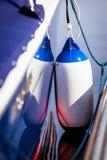 Θαλάσσιο κιγκλίδωμα Στοκ φωτογραφία με δικαίωμα ελεύθερης χρήσης