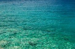 θαλάσσιο νερό Στοκ Εικόνες
